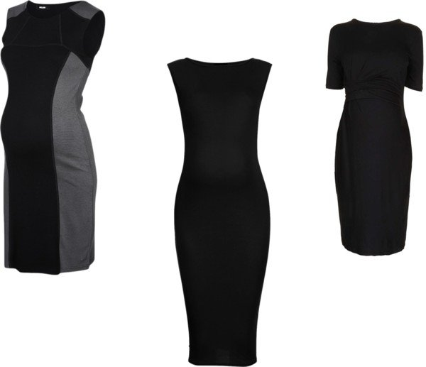 2nd Trimester Chic: The LBD
