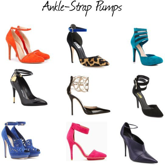 Current Obsession: Ankle-Strap Pumps