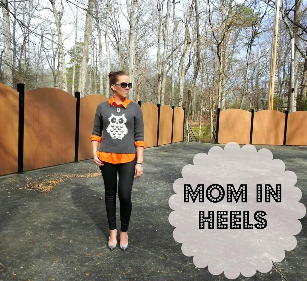 Mom in Heels Kiomy