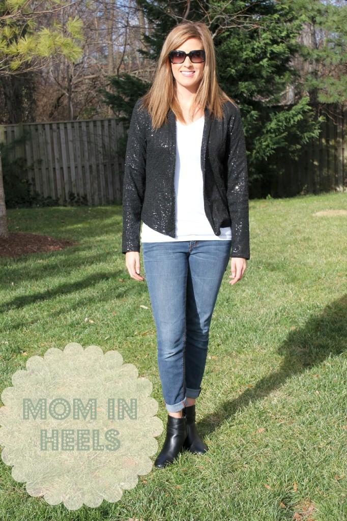 Mom in Heels Megan