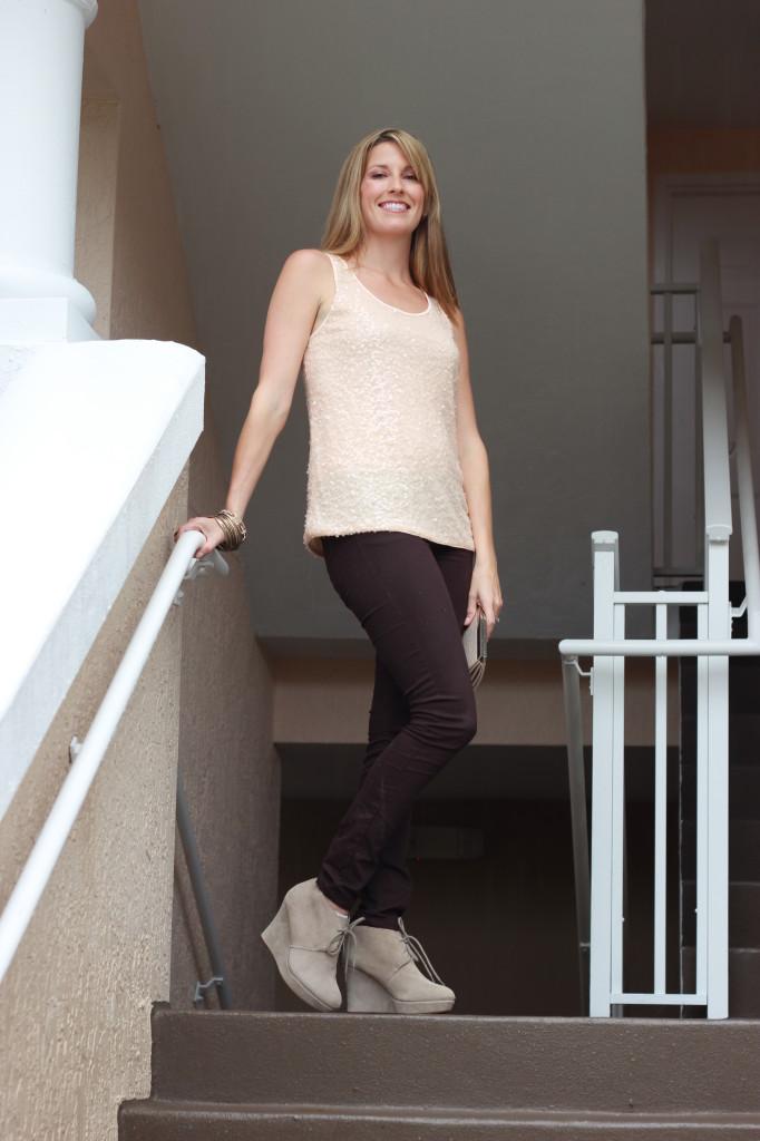 Mom in Heels: Megan