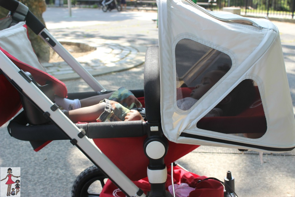 Review of Bugaboo Sun Canopy