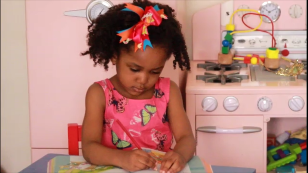 Kids Natural Hair Accessories Lookbook {VIDEO}