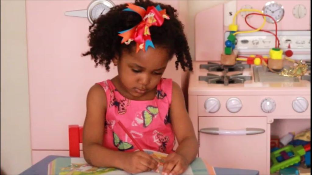Kids Natural Hair Accessories Lookbook {VIDEO}