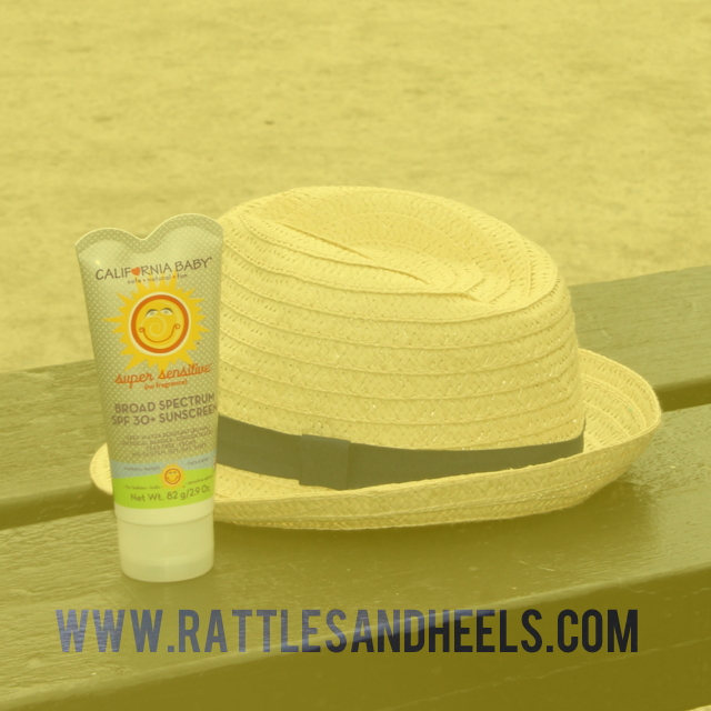 How to protect babies skin from sun