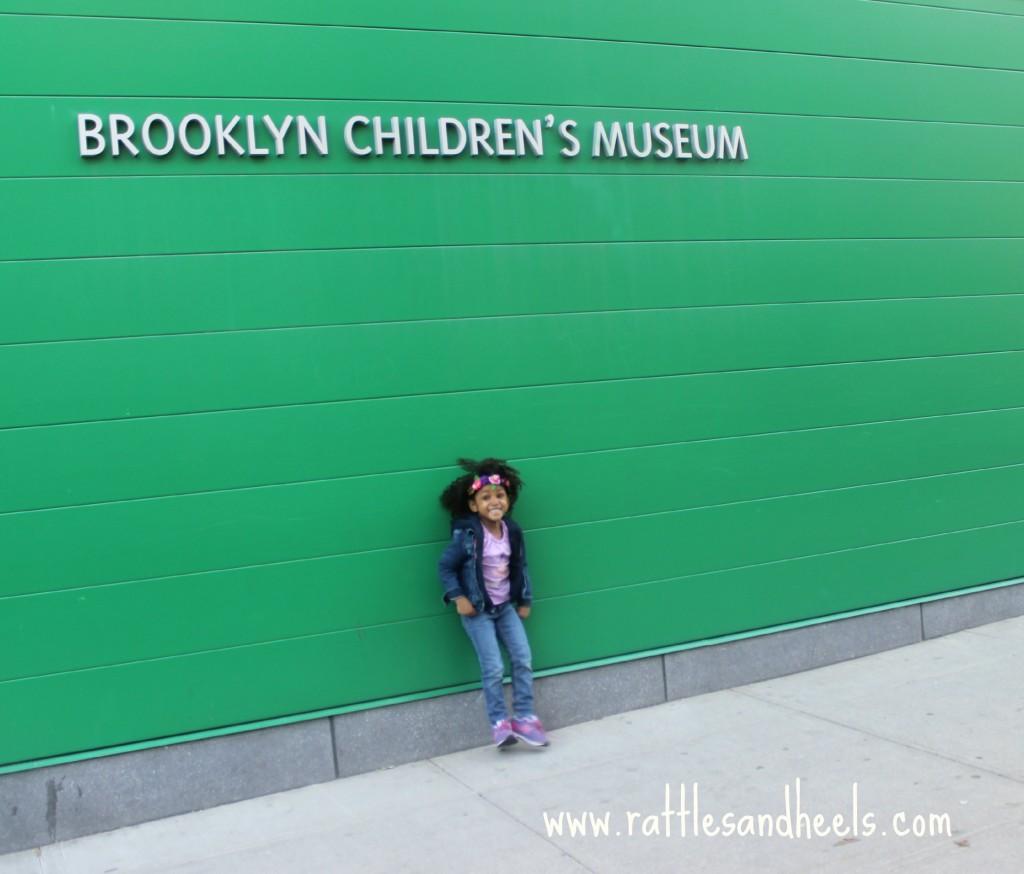 Brooklyn Children Museum Review