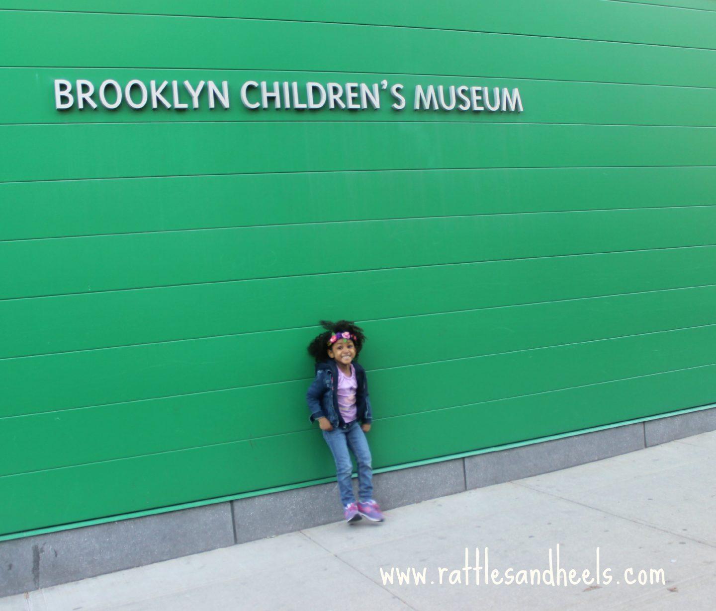 The Little Apple: Brooklyn Children's Museum