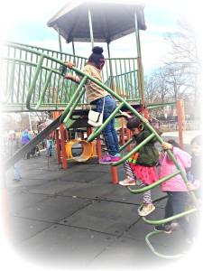 Playground leader
