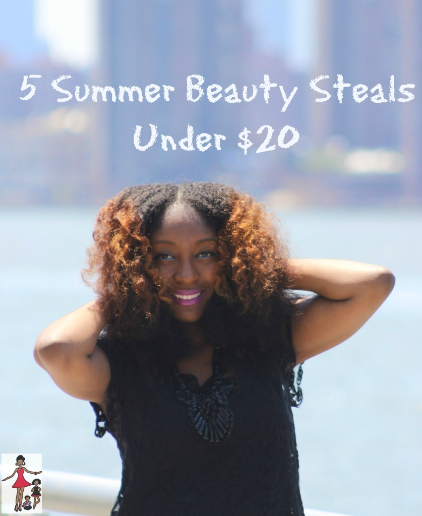 5 Summer Beauty Steals Uner $20