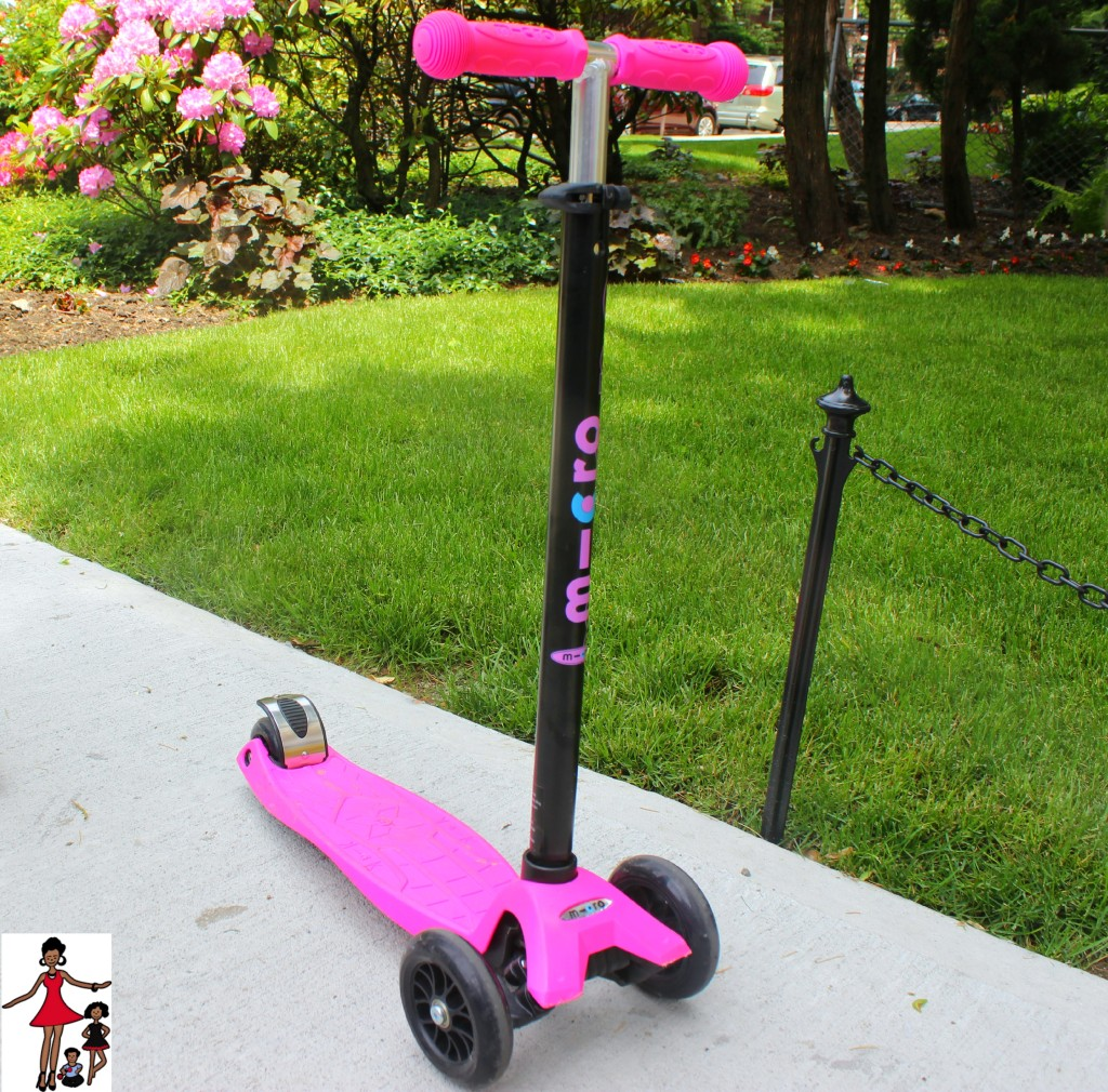 5 Reasons We Love The Micro Maxi Kick Scooter - Rattles ...