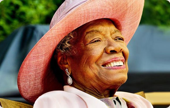 5 Lessons Moms Can Learn From Dr. Maya Angelou