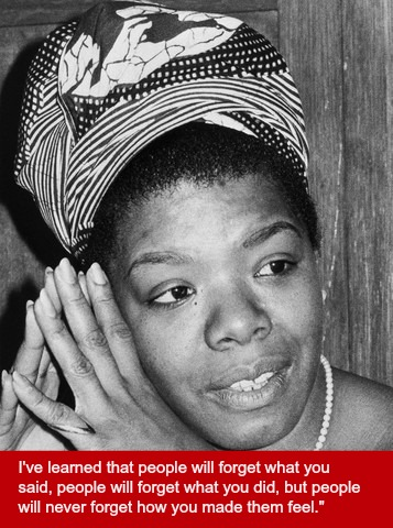 5 Lessons every mother can learn from Maya Angelou