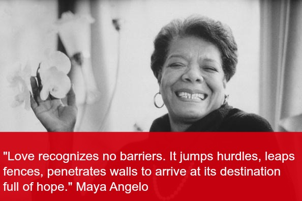 5 Lessons for moms from Maya Angelou