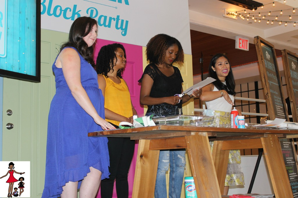 HGTV Blogger Block Party Recap