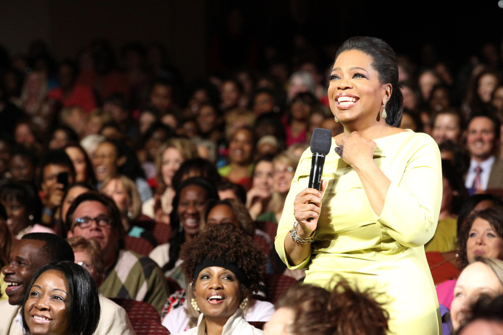 Oprah Life You Want Tour NJ