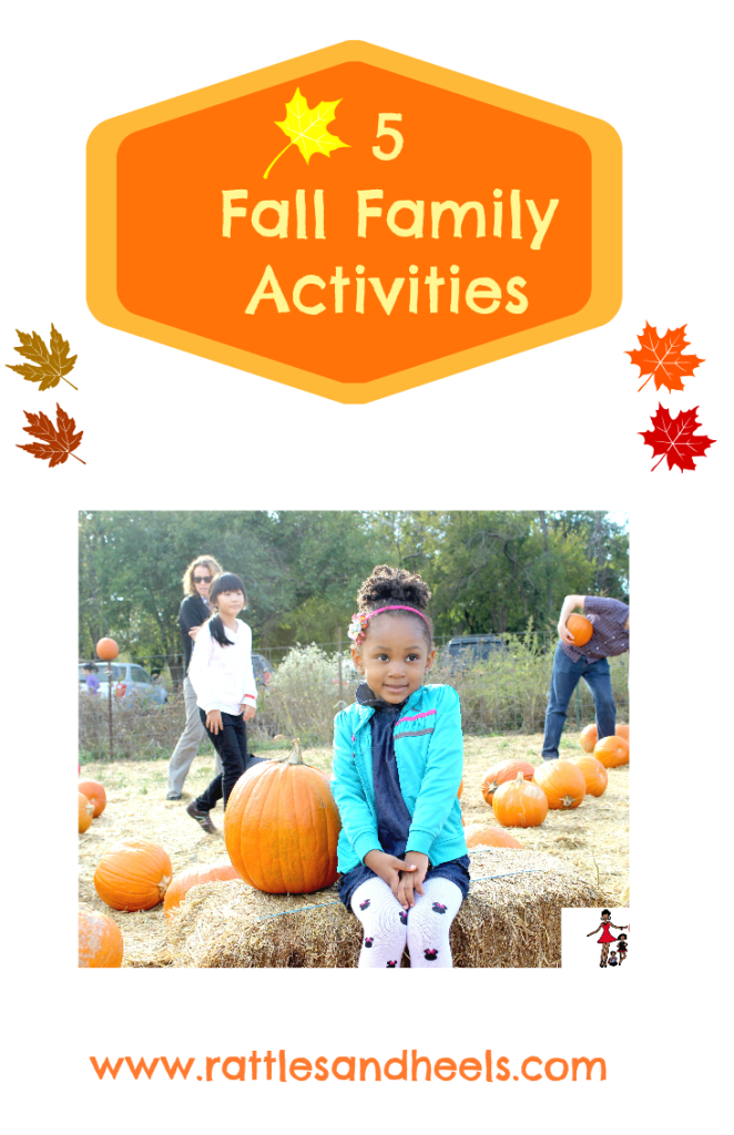 fun fall family activity