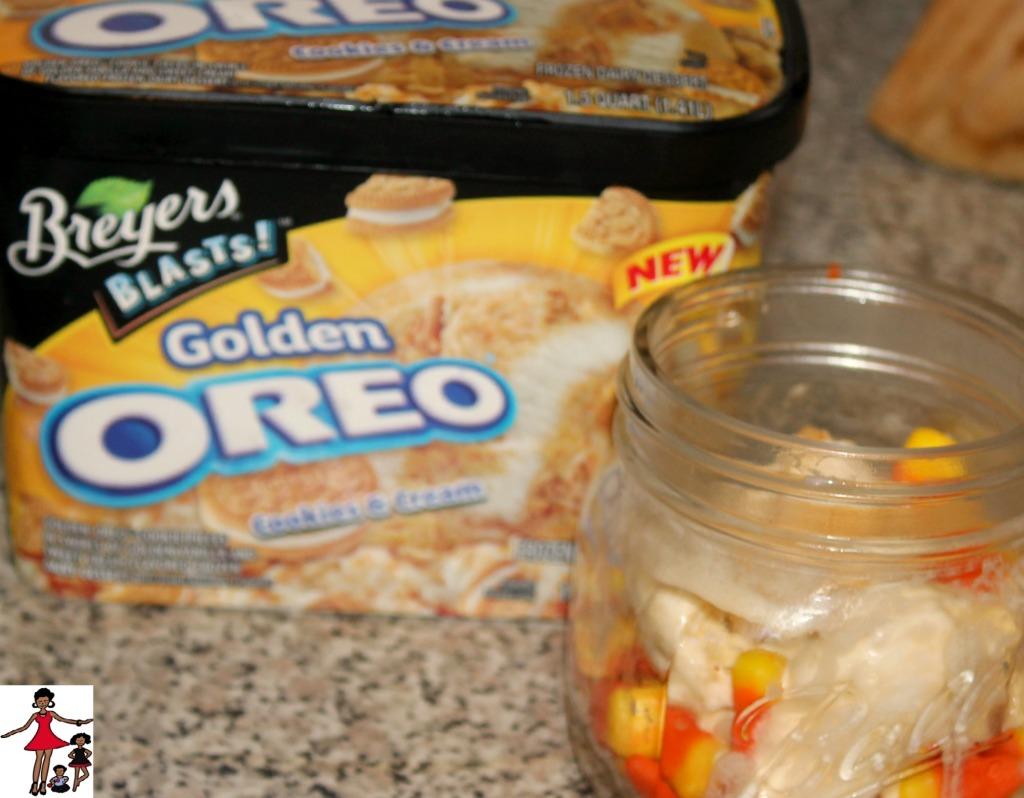 golden-oreo-halloween-snack
