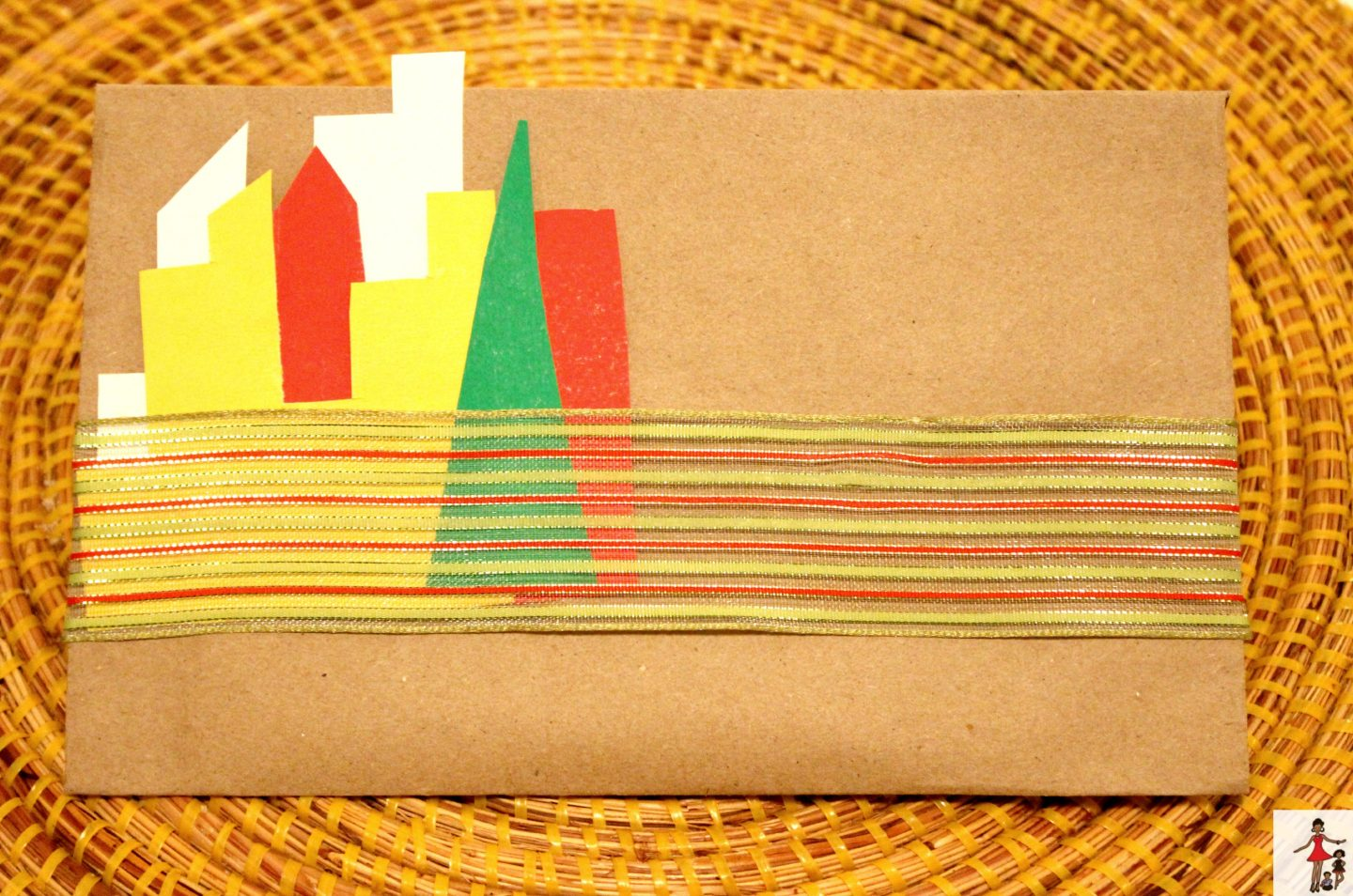Real Magic With DIY Gift Envelope