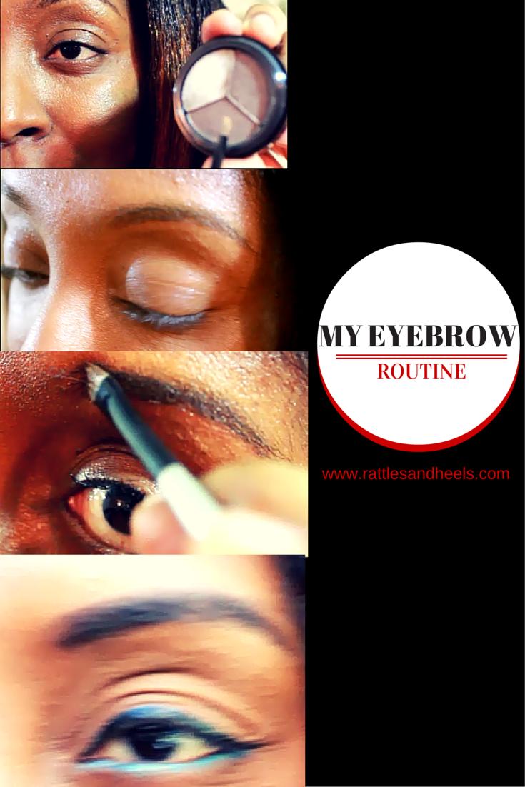 eyebrow-routine