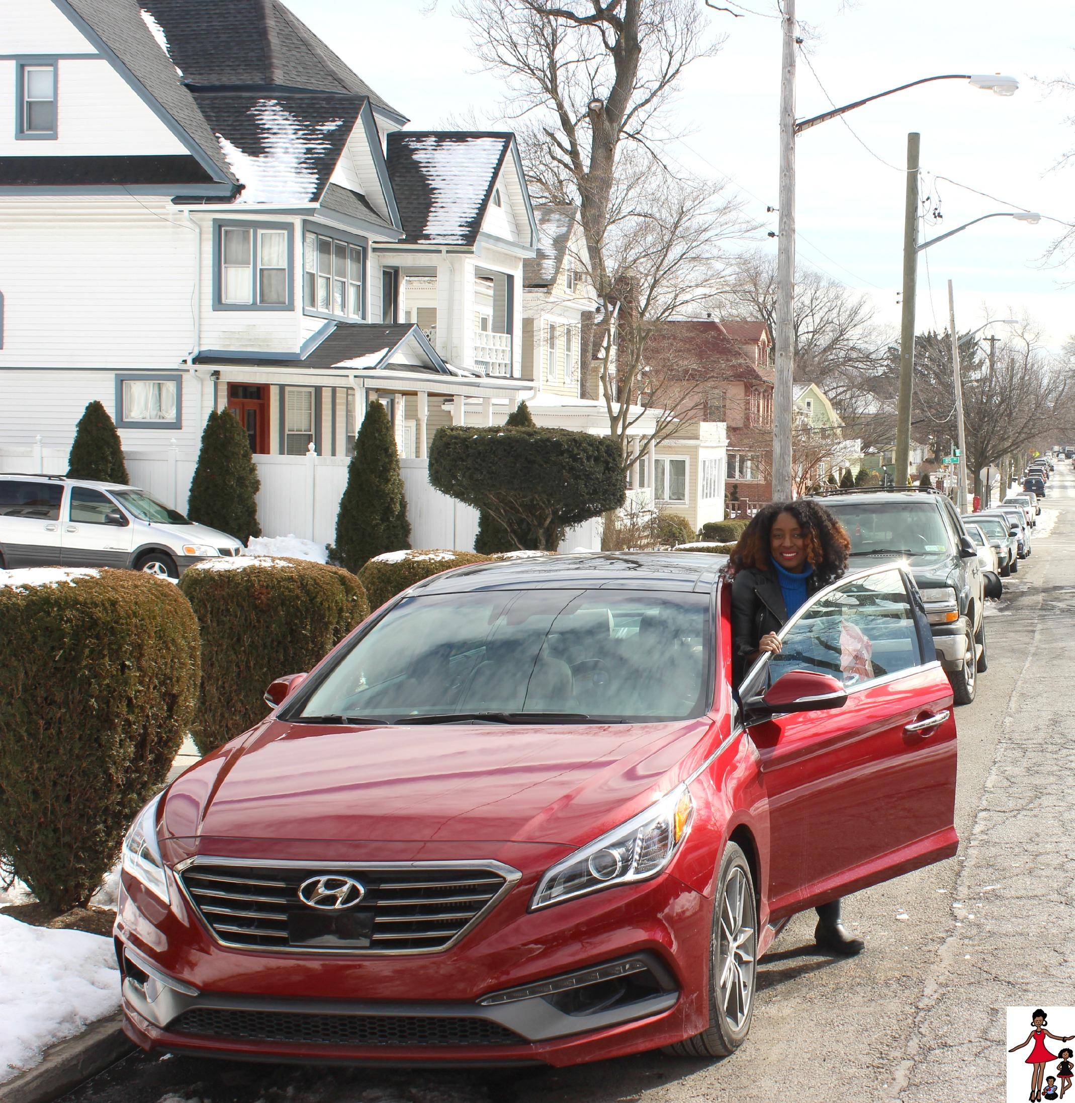 Hyundai Sonata 2015 Review: 2015 Hyundai Sonata Sport Review