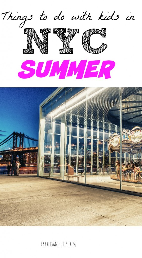 7 things to do with kids in nyc summer edition rattles for Things to do with toddlers in nyc
