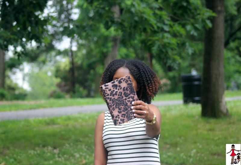 DIY-leopard-clutch
