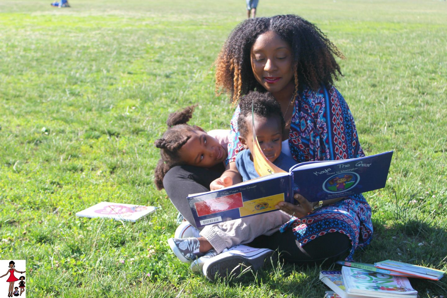 Join Our Read 1K Children's Book Club