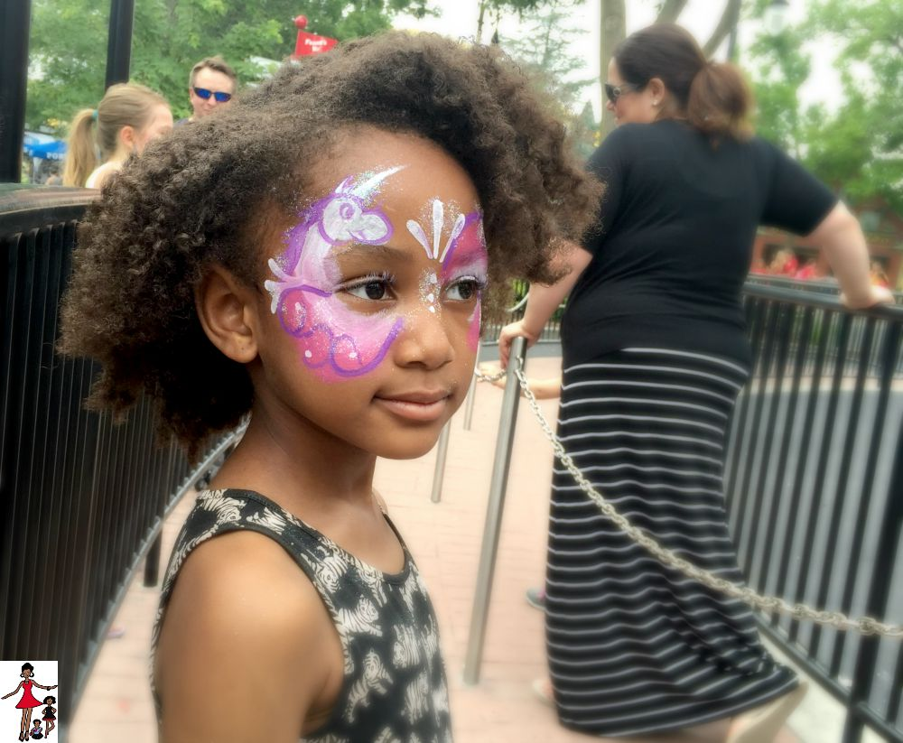 hershey-park-face-painting