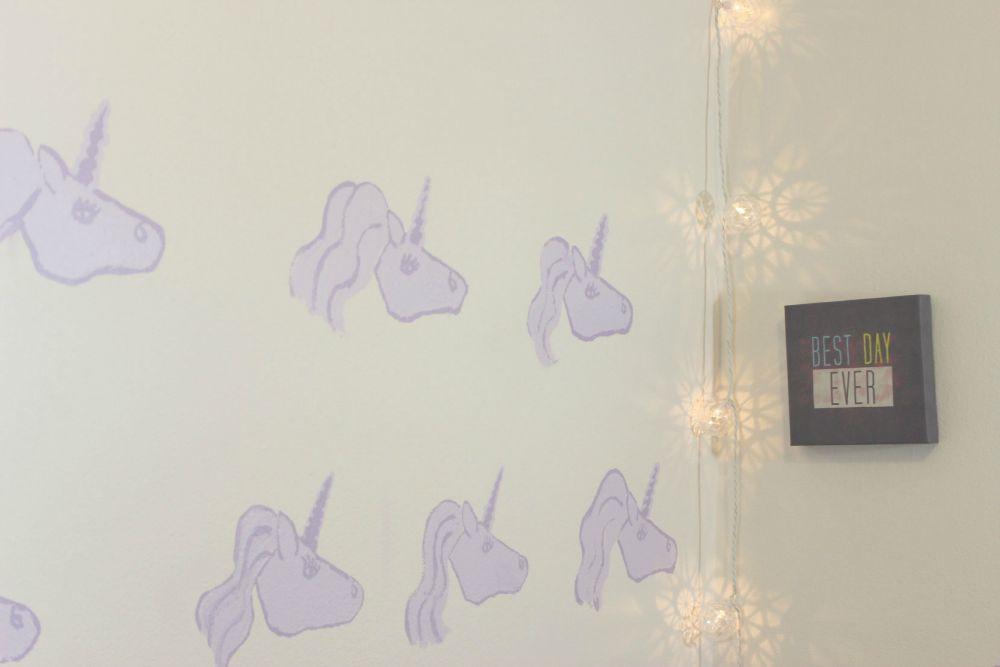 Diy Wall Paint Stencil Rattles Heels
