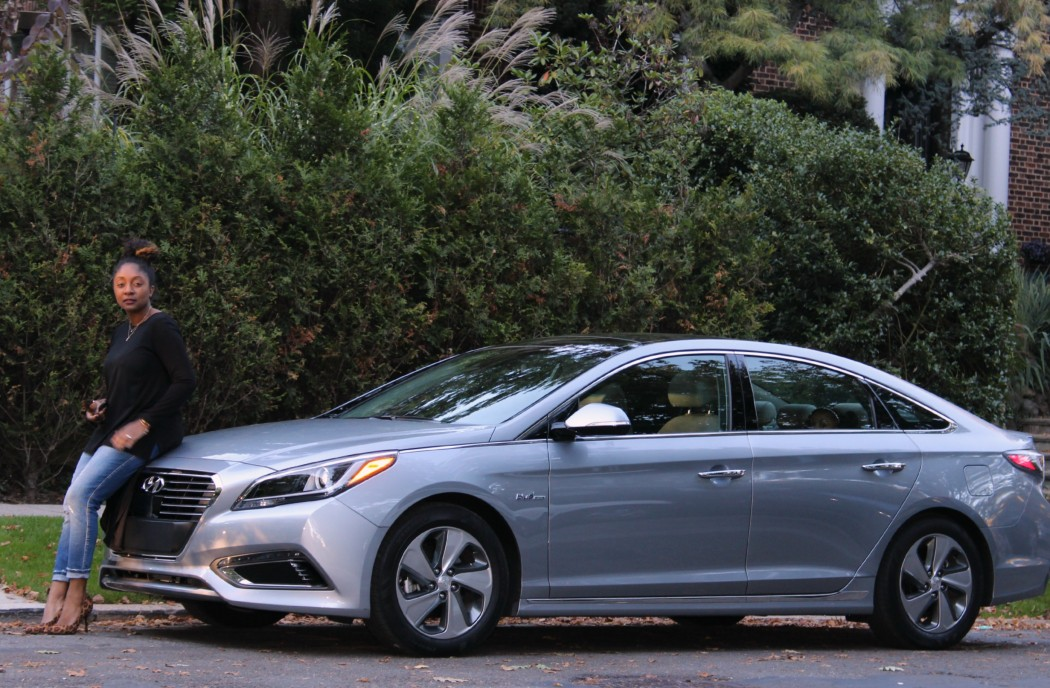 A Weekend In The 2016 Hyundai Sonata Hybrid Limited