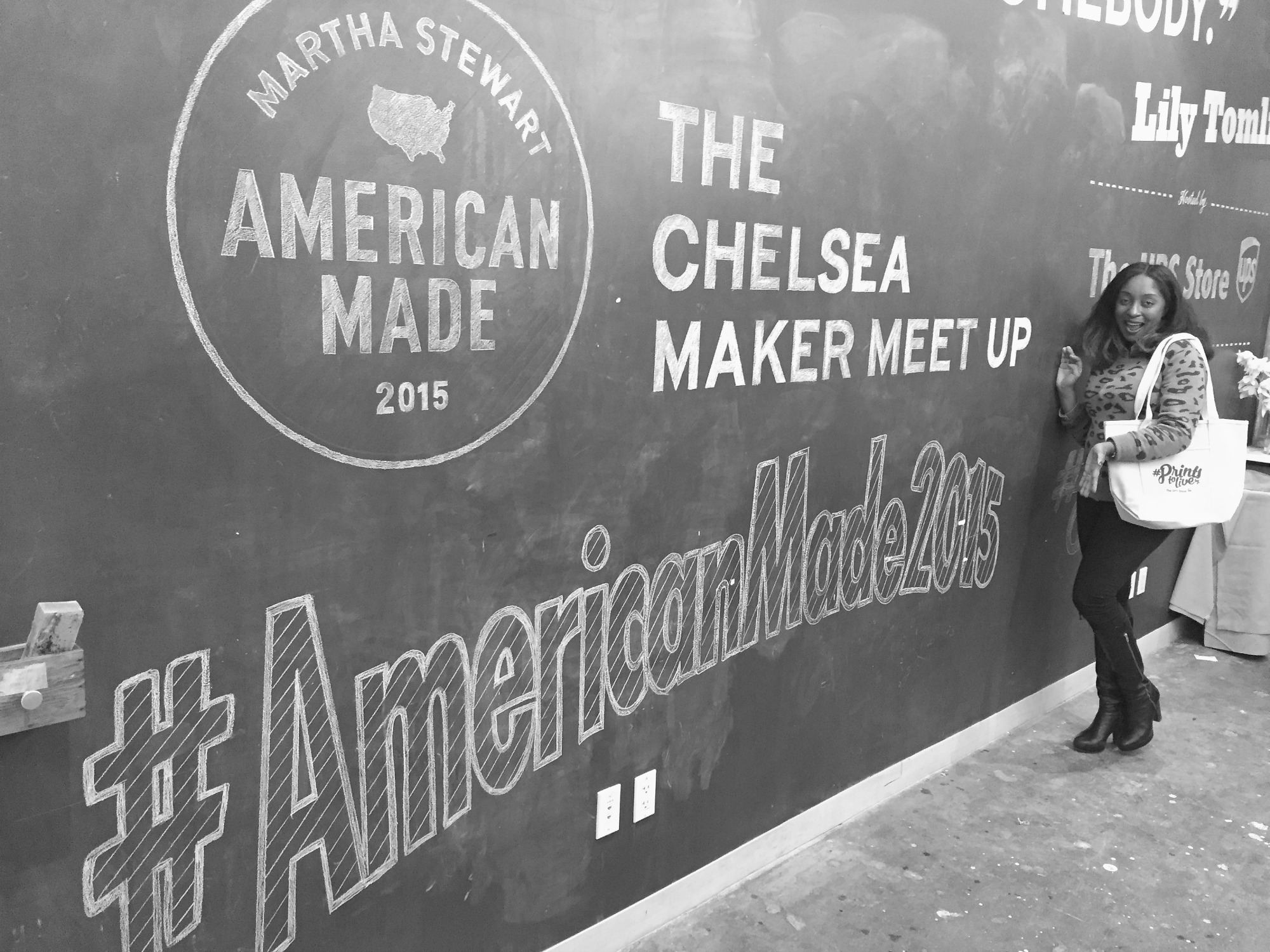 Martha Stewart American Makers Meetup Recap