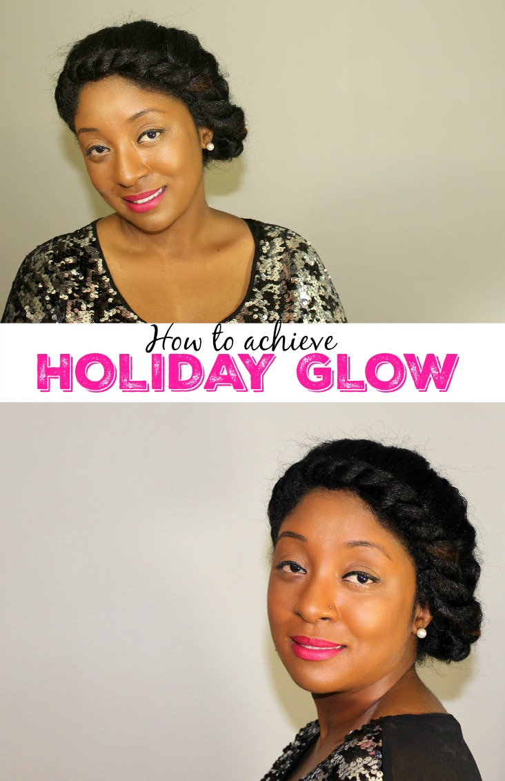 How I Achieve My Holiday Glow
