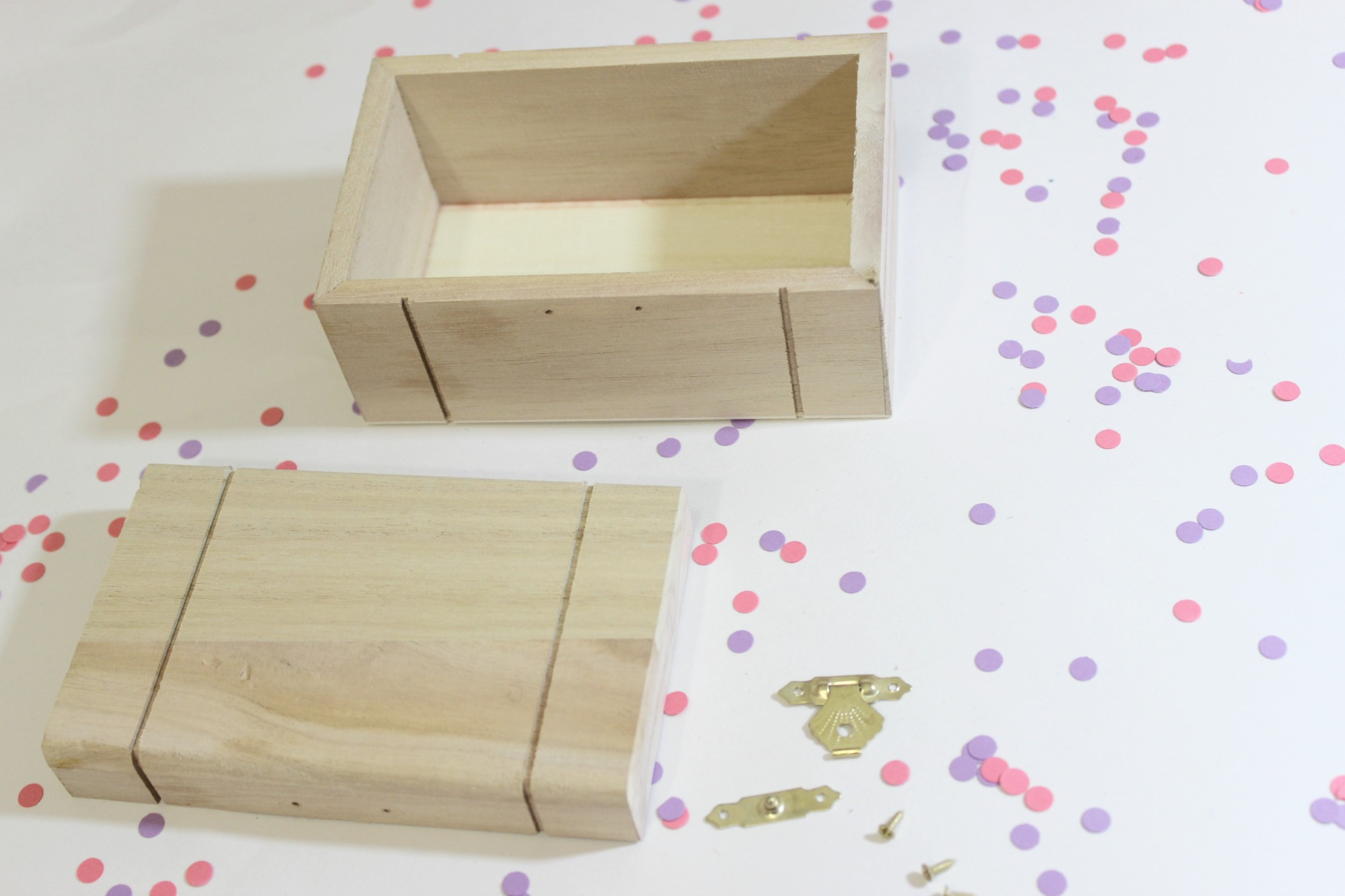 Diy Jewelry Box Cardboard Style Guru Fashion Glitz