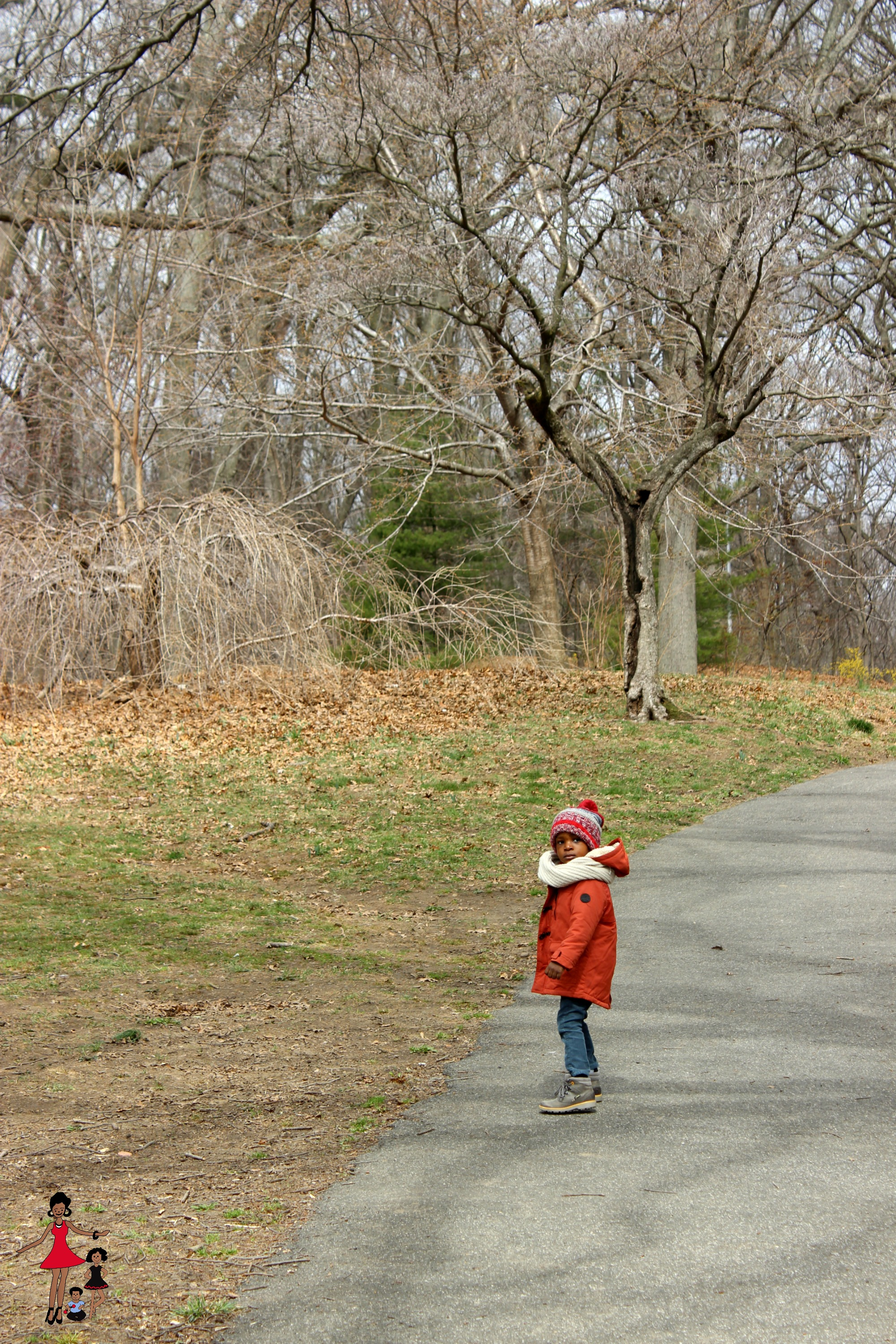 kids-in-the-city-connect with nature