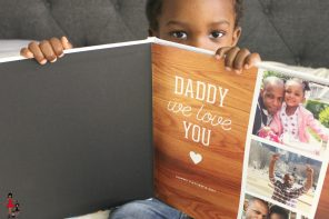 Celebrate Father's Day with a Photo Memory Lane + Snapfish Giveaway