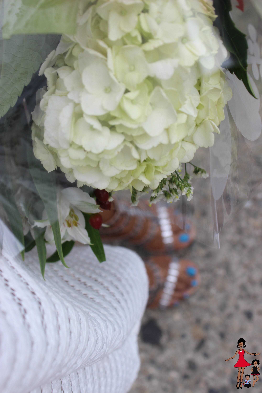 lace skirt details