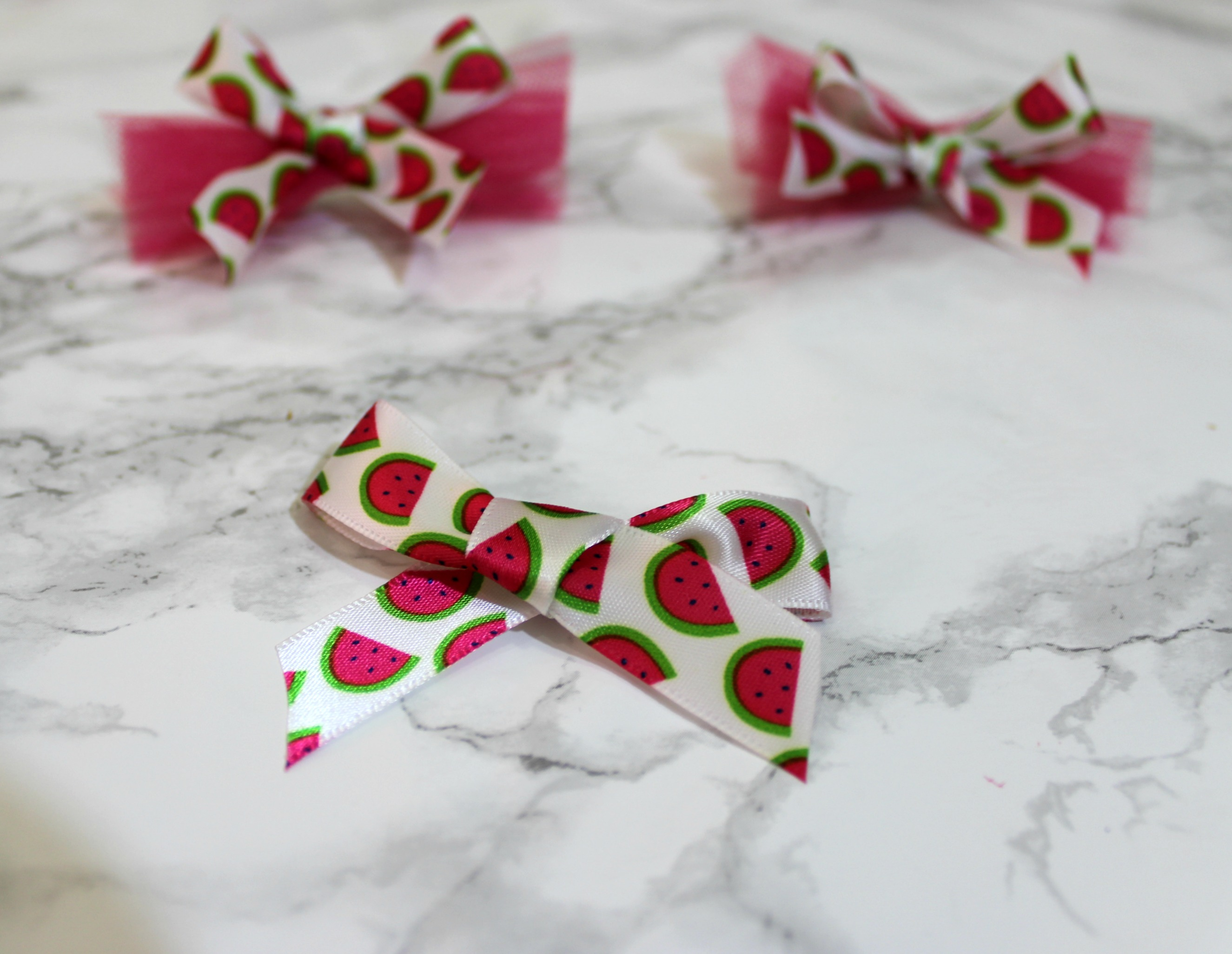 DIY Hair bows for girls