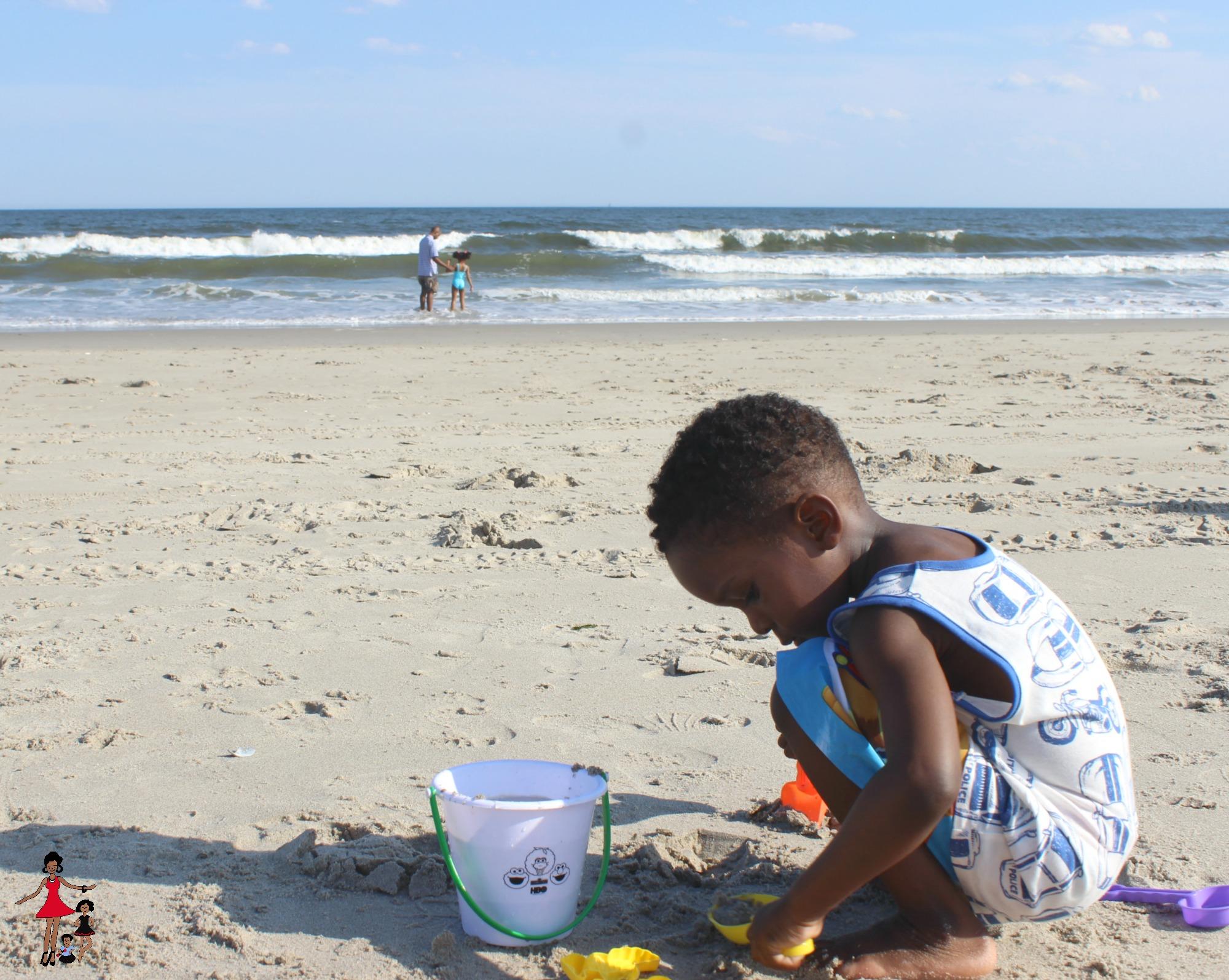 Summer Family Fun Beach Tips