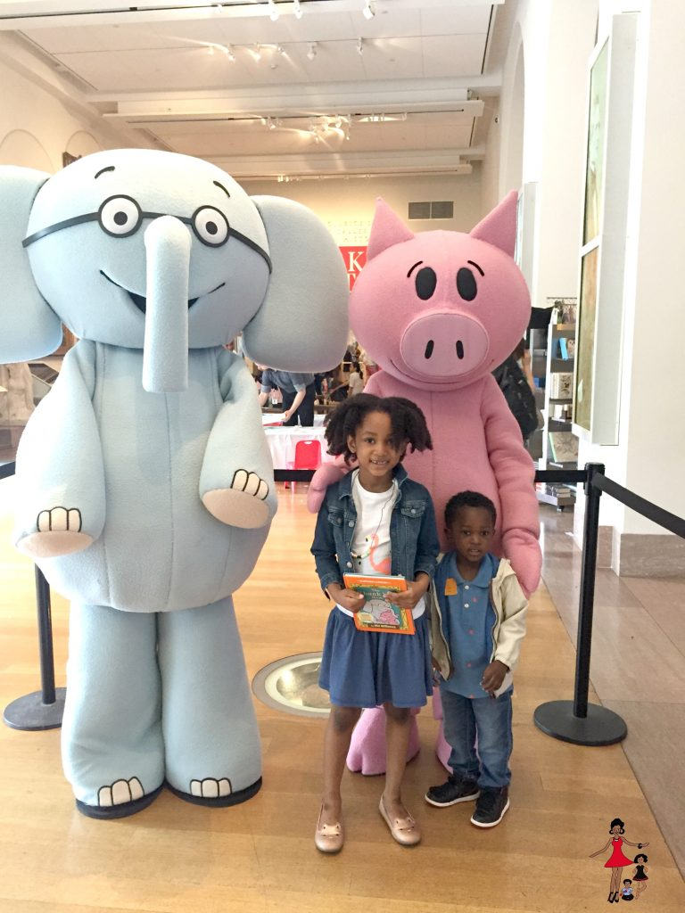 The Art and Whimsy of Mo Willems