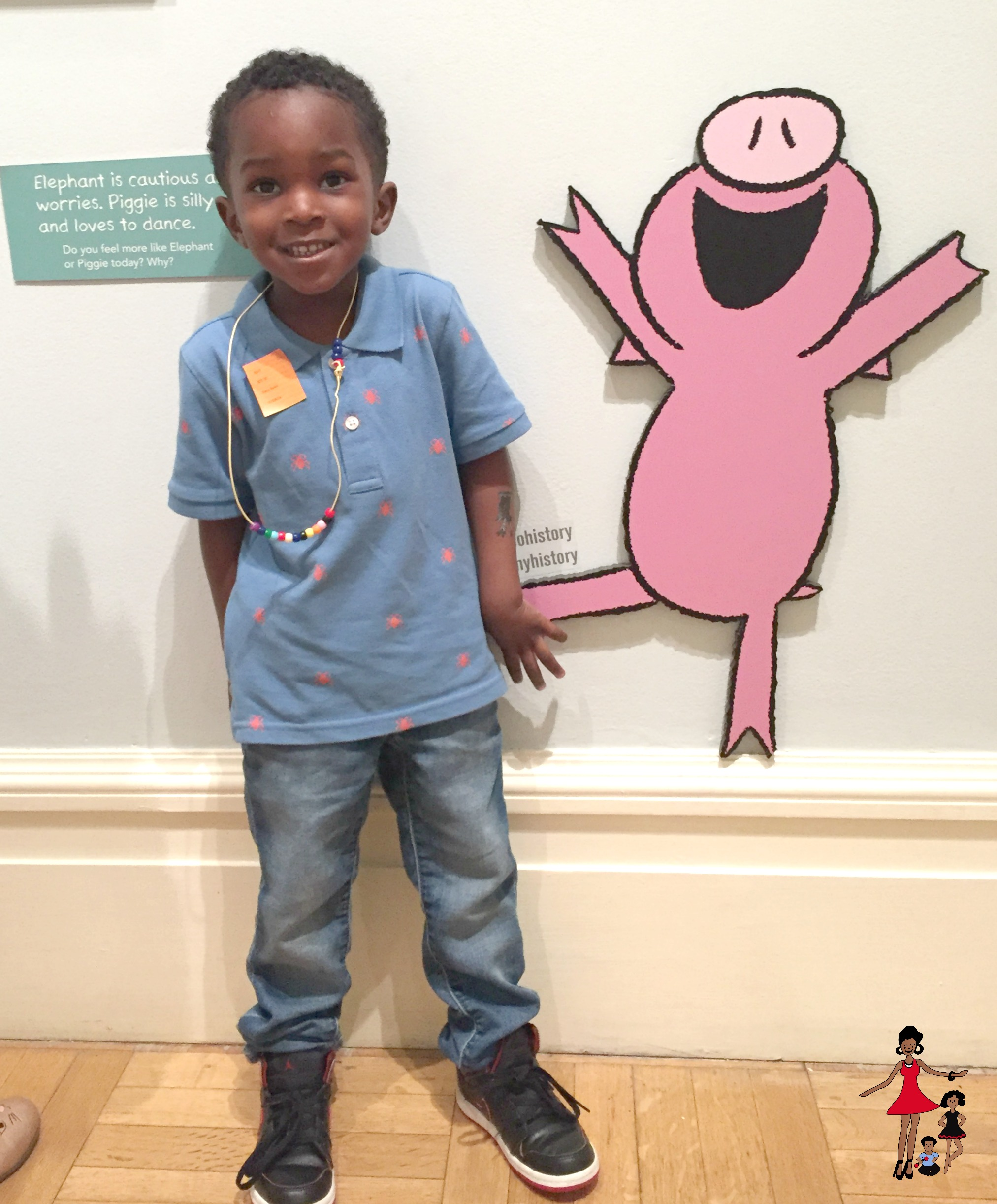 art of whimsy of mo willems