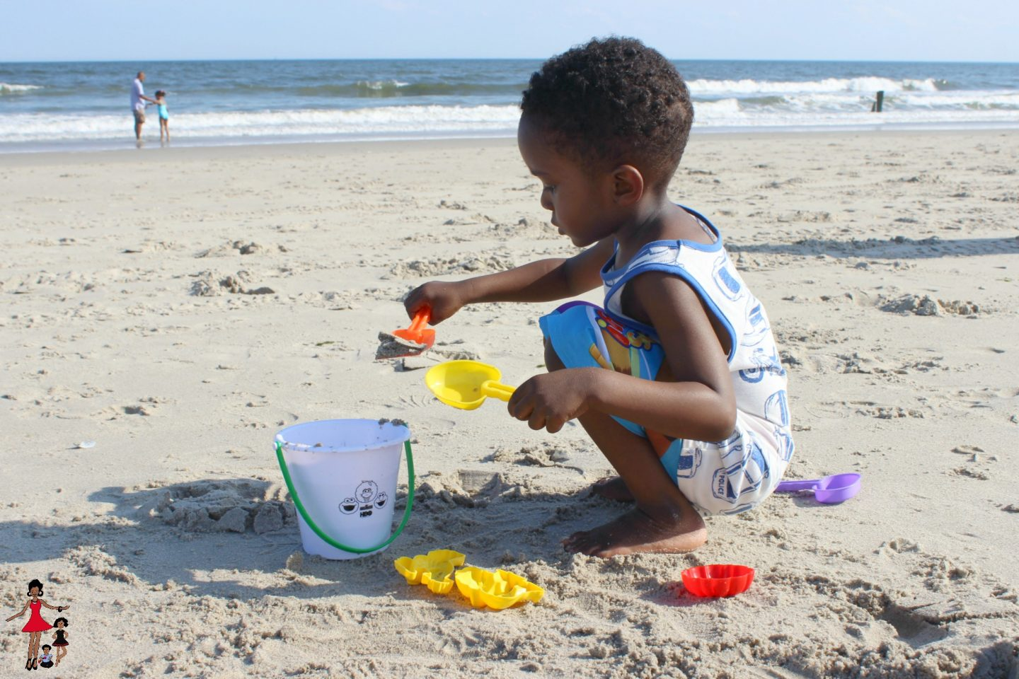 7 Tips for The Perfect Summer Family Beach Day