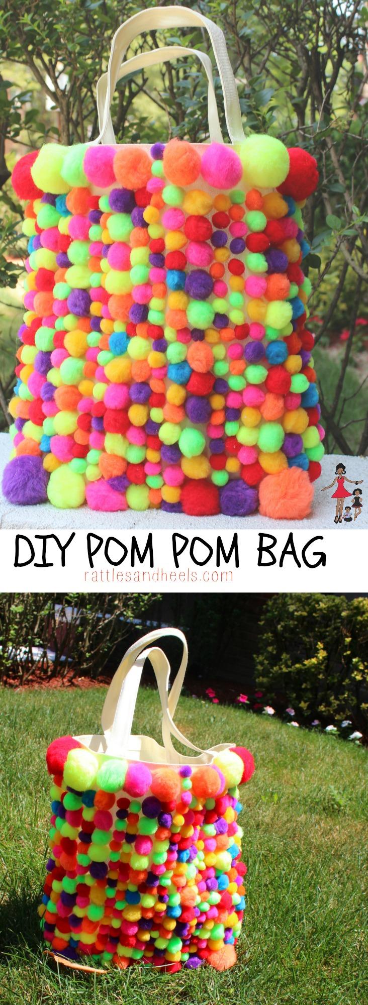 diy-pom-pom-bag