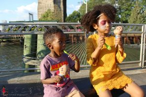 5 Things to Do With Kids At Brooklyn Bridge Park