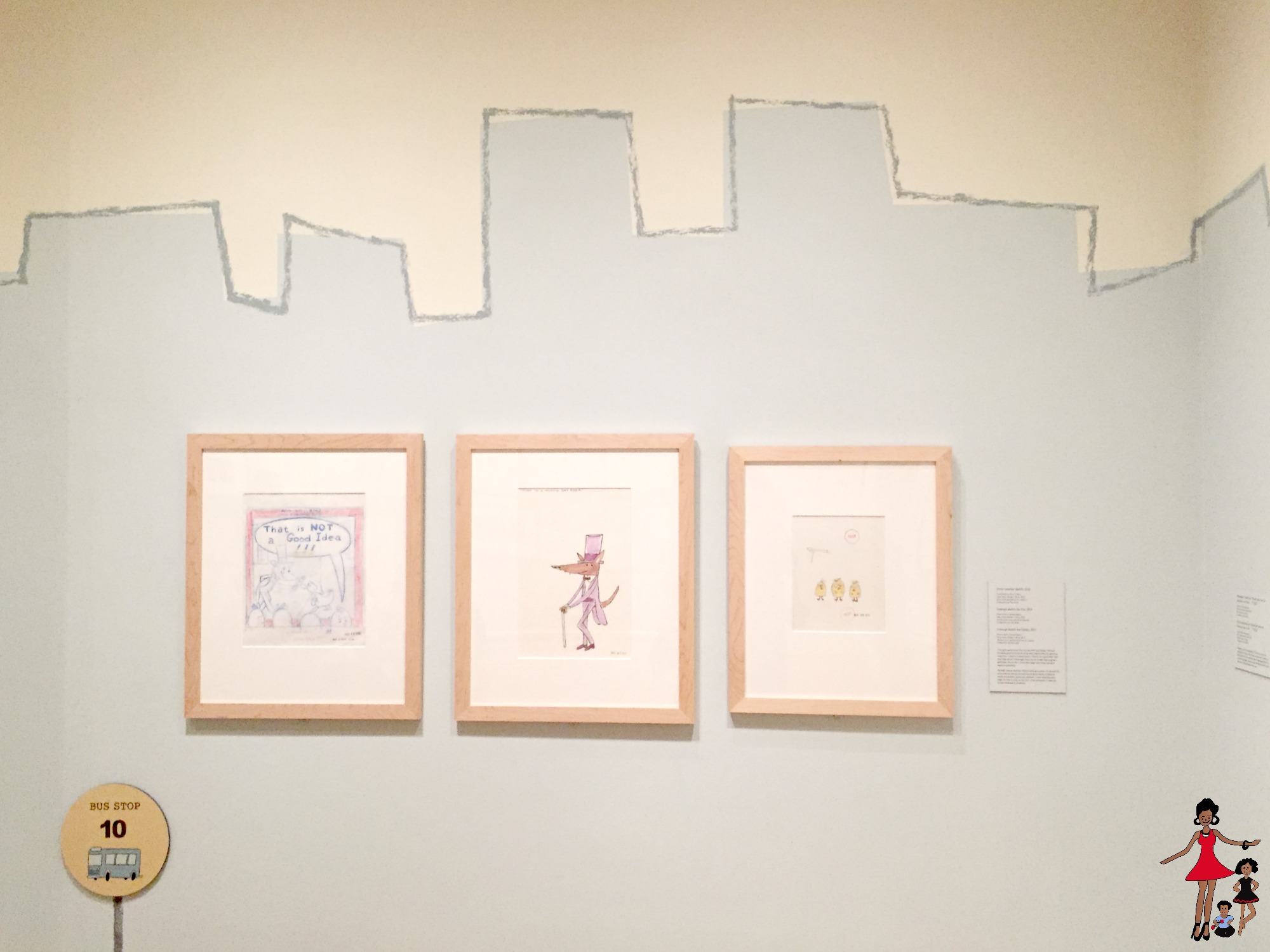 ny historical society mo willems