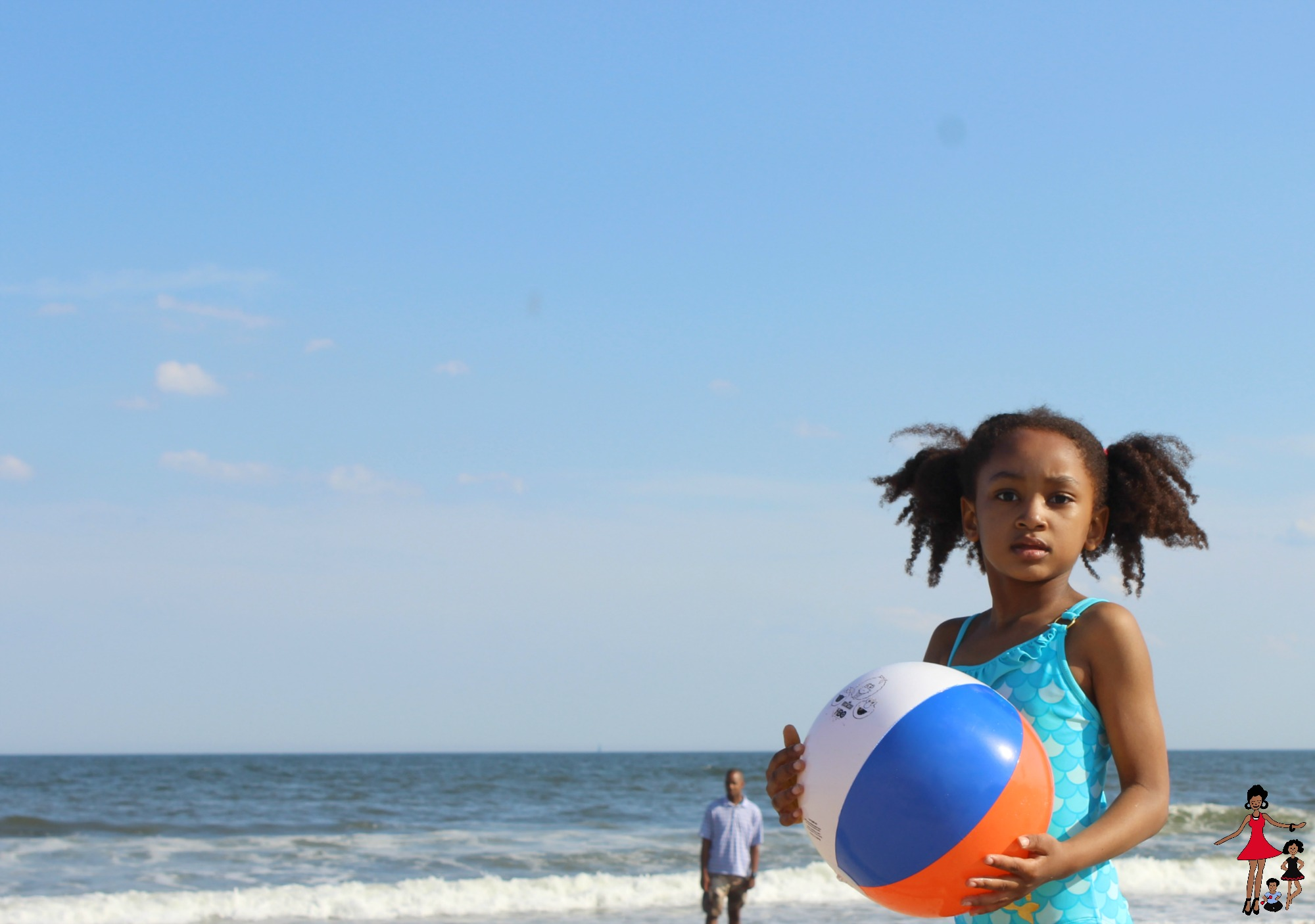 tips for beach with kids