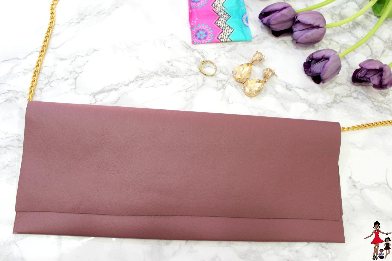 DIY Shoulder Chain Bag