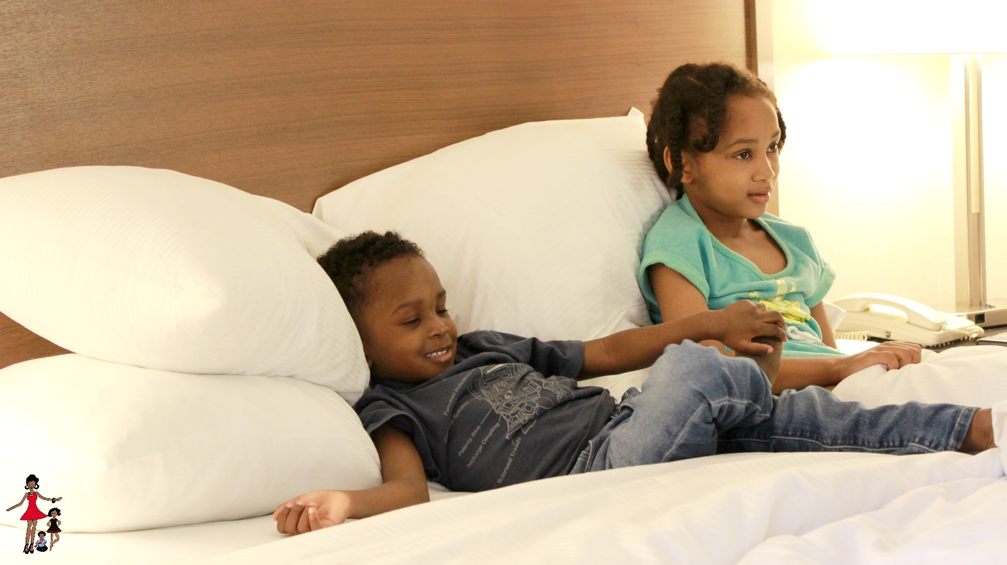 embassy suites by Hilton with kids