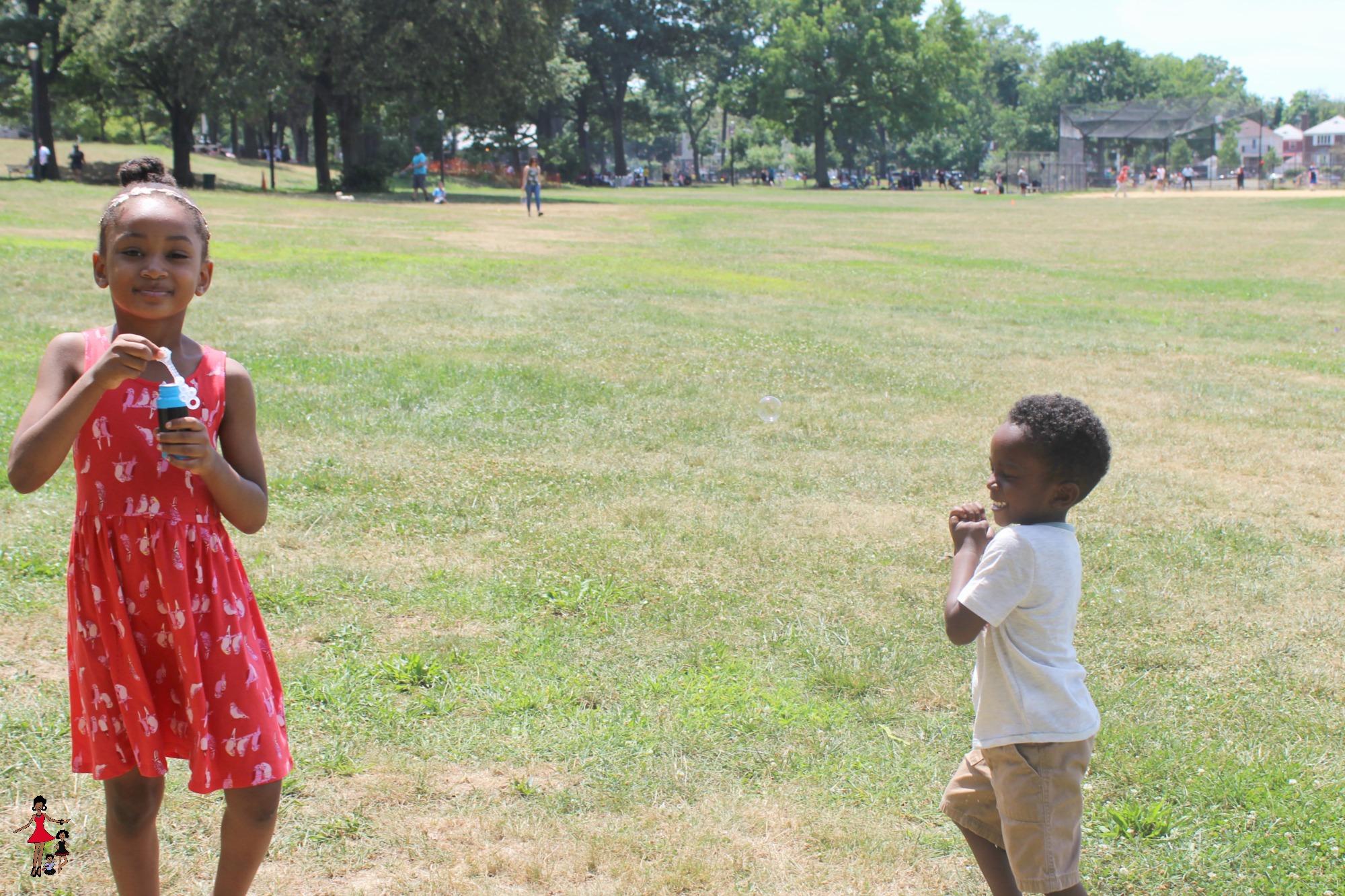 picnic with kids fun