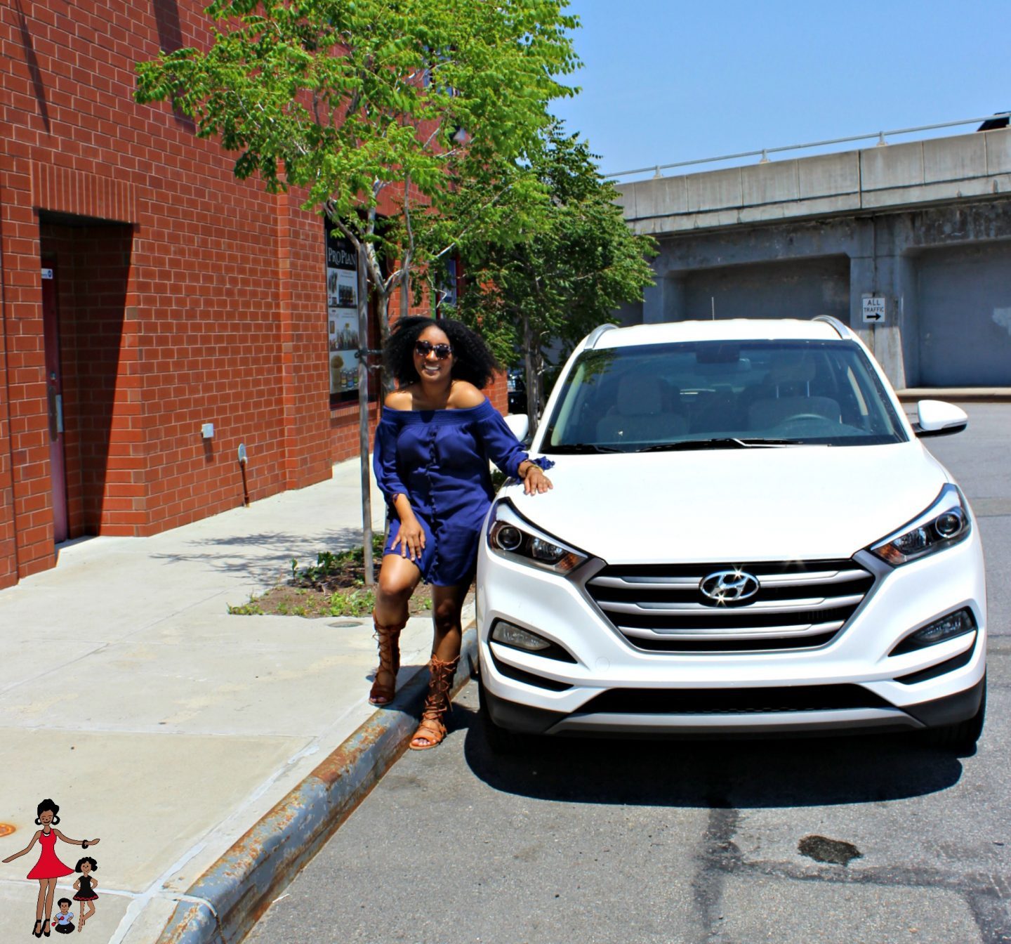 Rolling Around Town in The 2016 Hyundai Tucson Eco