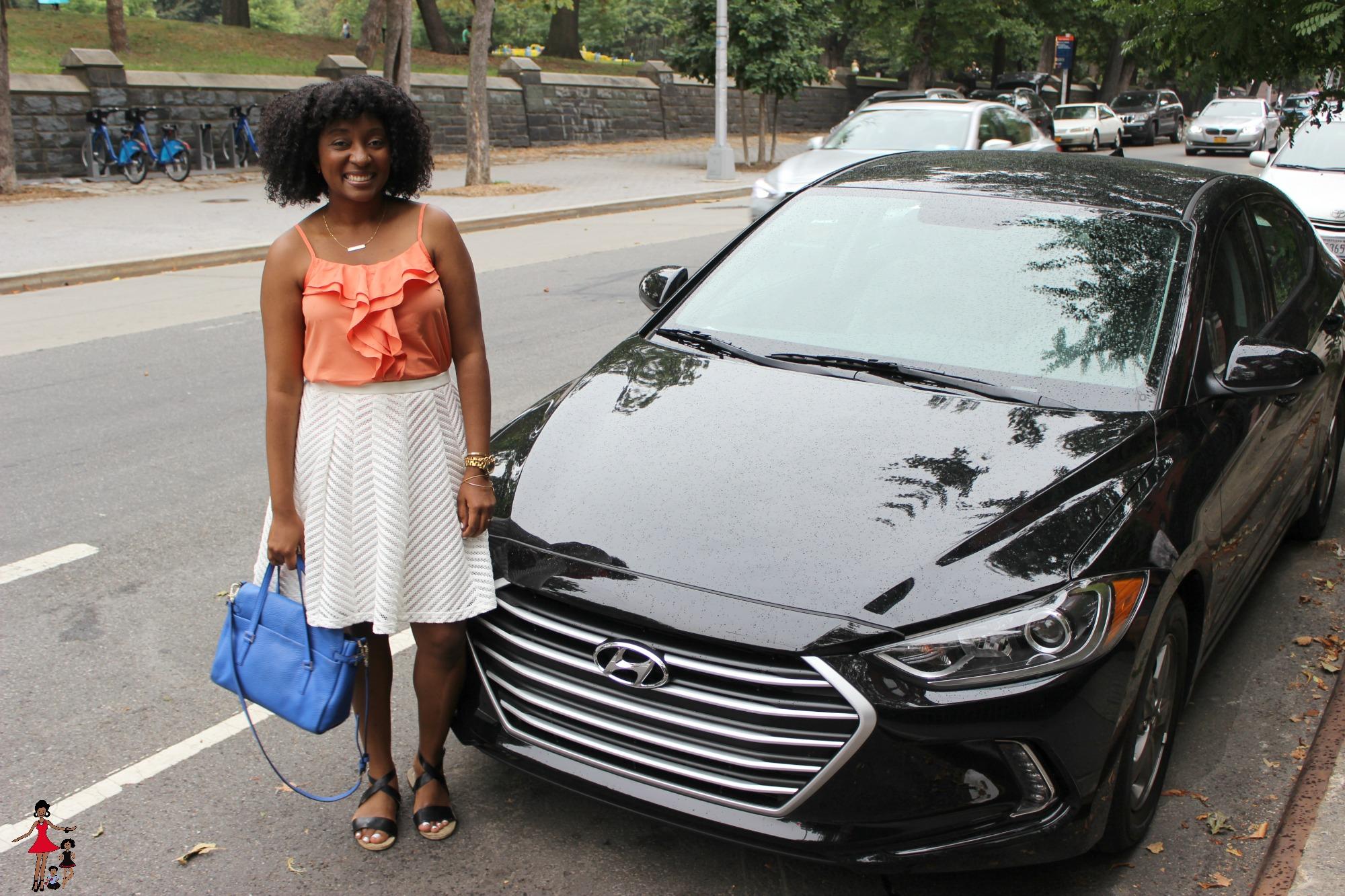 2017 Hyundai Elantra Eco Aka The Black Car Rattles Heels